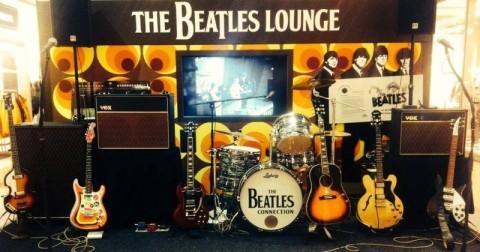 Equipment Beatles Connection