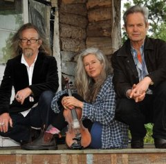 David Hatfield, Elliet Mackrell und Chris Jagger