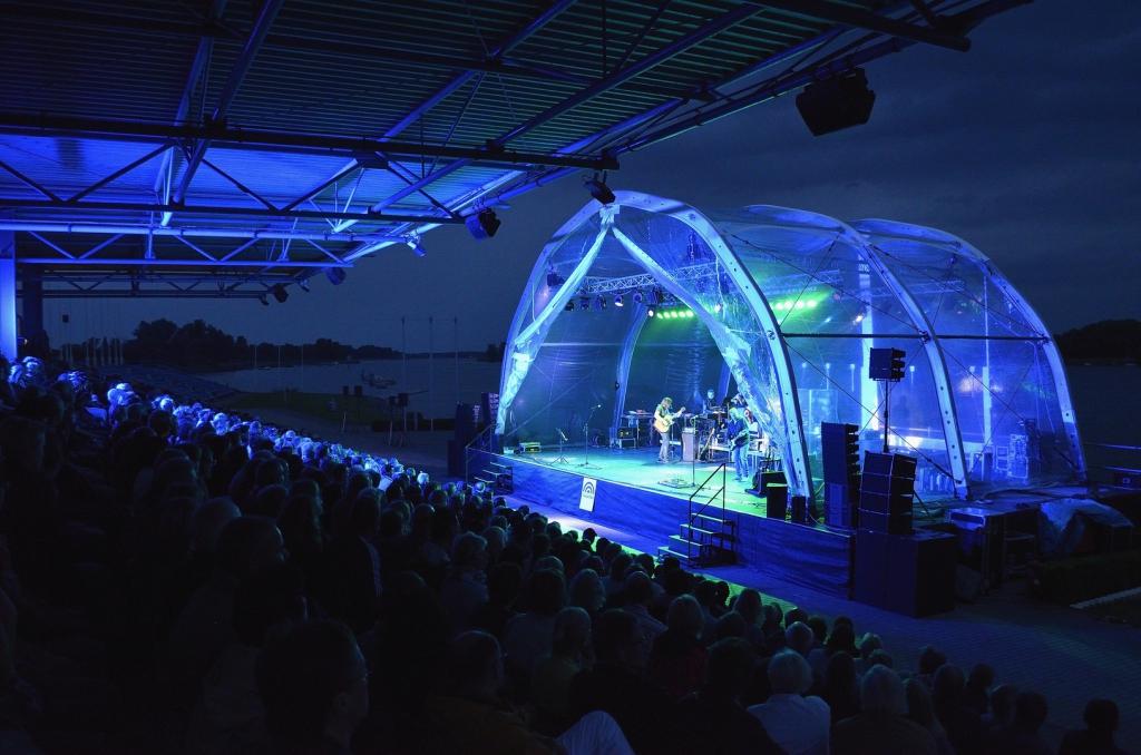 Brandenburgische Wassermusiken Ray Wilson & Band - Genesis Classic 27. August 2015 - Brandenburg a.d.H. (Germany)