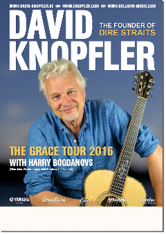 David Knopfler Dirk Ballarin Music Dire Straits Tour Music Tournee