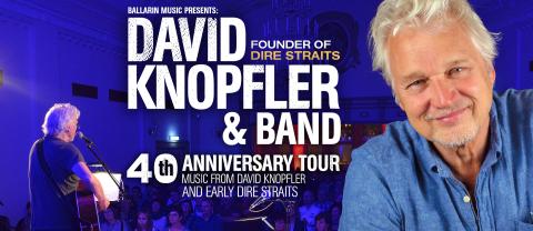 40th Anniversary Tour 2017, David Knopfler