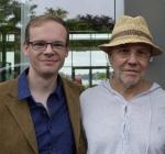 Dirk Ballarin und Alan Clark (Dire Straits)