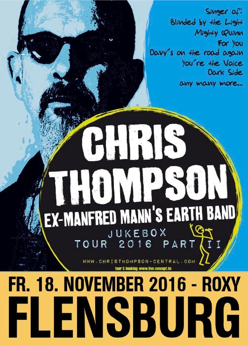 manfred mann tour dates 2014 Moers