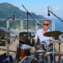 Martin Ditcham Sonor David Knopfler Ravello, Italy