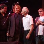 Ben Waters, Charlie Watts, Bill Wyman