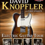 Dirk Ballarin Music David Knopfler band Tour poster
