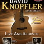 Dirk Ballarin Music David Knopfler Harry Bogdanovs duo Tour poster