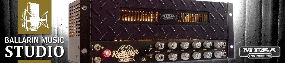 Mesa Boogie Dual Rectifier 100 Watt Studio Genthin