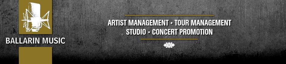 Mikrophon, Ballarin Music, Artist Management